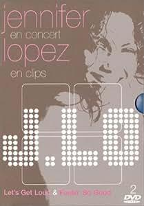 Jennifer Lopez : Feelin'So Good / Let's Get Loud - Coffret 2 DVD