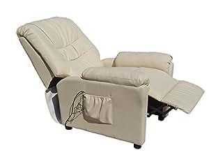 Poltrona massaggiante camilla sp952 poltrona relax for Poltrona massaggiante amazon