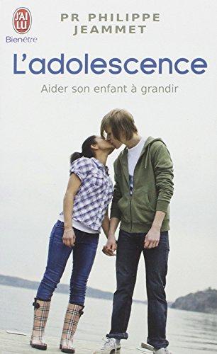 L'adolescence par Philippe Jeammet