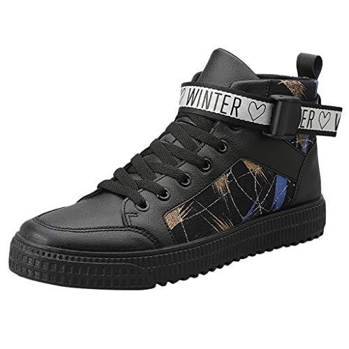 MISSQQUomo Sneaker Scarpe da Corsa Scarpe da Ginnastica Uomo Sportive Fitness Running Casual