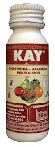 Insecticide concentré polyvalent anti puceron chenilles la mouche blanche trips...15 cc.