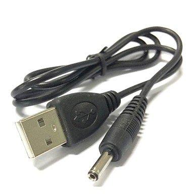 Adapter und Kabel, 0,7 m USB 2.0 A Stecker auf 3,5 mm Klinke Barrel Gleichstromkabel Barrel-video-adapter