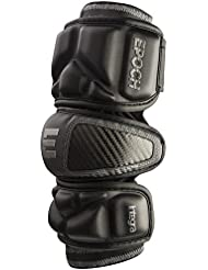 Época Integra Lacrosse brazo almohadillas negro grande