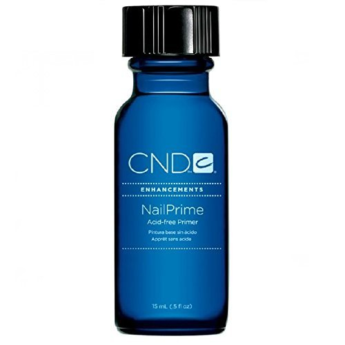 CND NailPrime- Acid-free Primer 0.5oz/ 15ml by Creative Nail