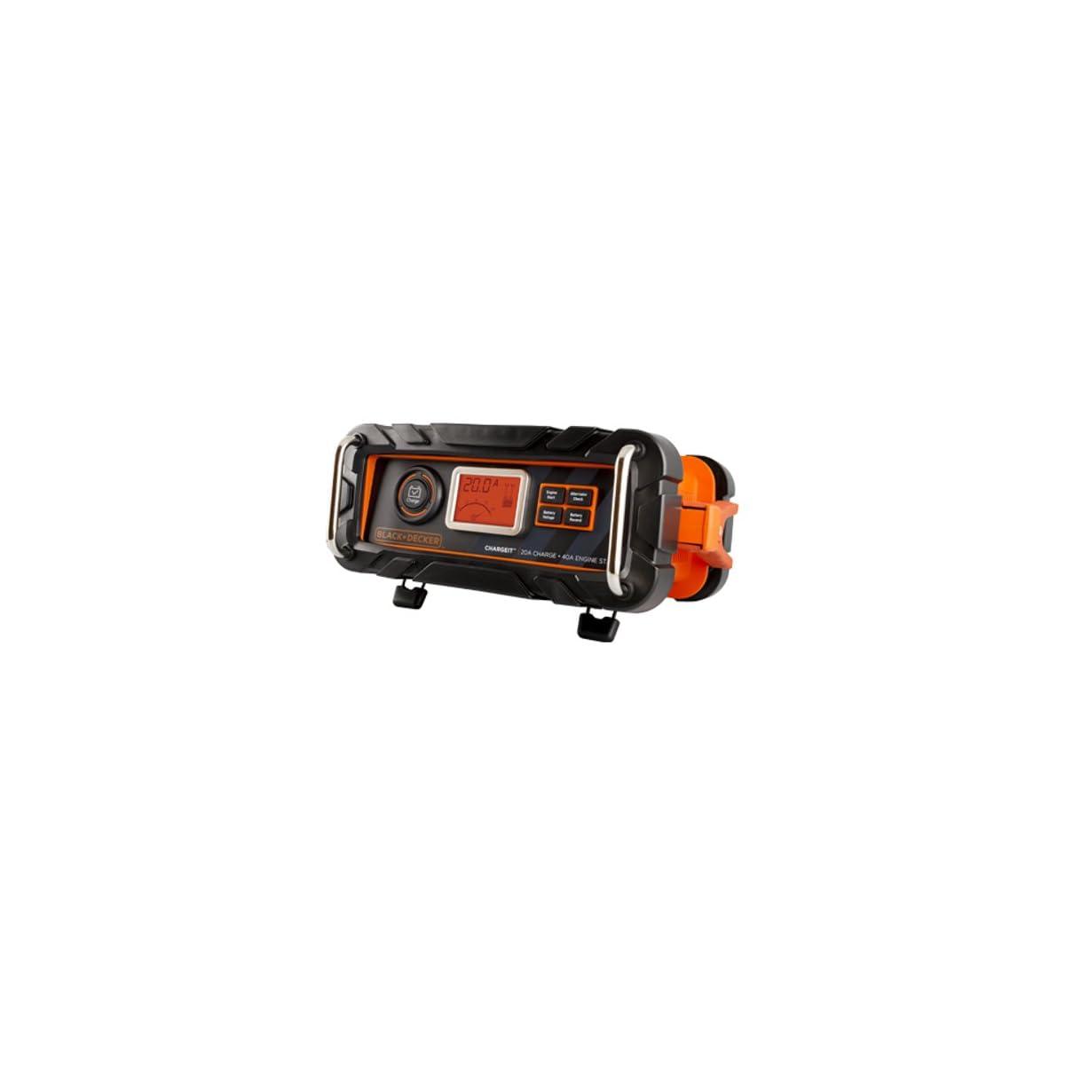 41KJiOFrgUL. SS1200  - CARGADOR 20 AMP+ ARRANCADOR