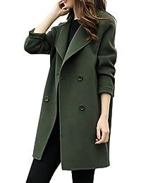 kosten charm online zum Verkauf weit verbreitet Suchergebnis auf Amazon.de für: Wildleder Mantel - Grün ...