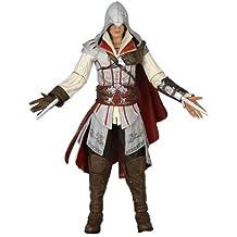 NECA Assassins Creed 2 Series 1 Action Figure Standard Ezio White Cloak by NECA