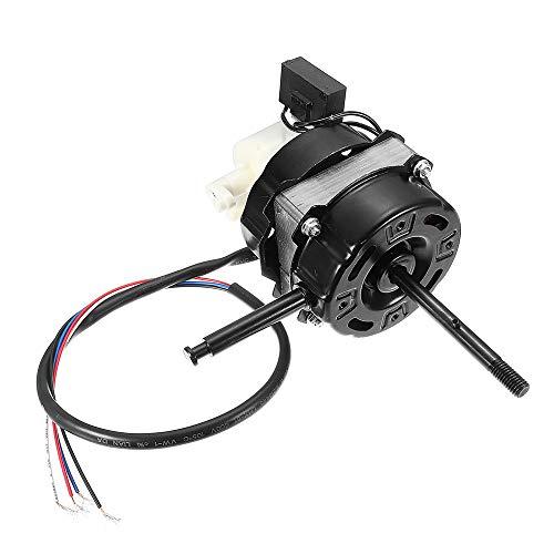 ExcLent 1200Rpm 60W Klimaanlage Kondensator Lüfter Motor Doppelwälzlager Dc Motor -