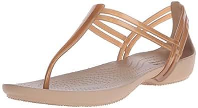 Crocs Crocs Isabella T-strap Women Sandals [Shoes]_202467-854-W10