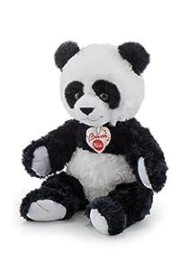 Trudi- Panda de Peluche, Multicolor, 30 cm (16558)
