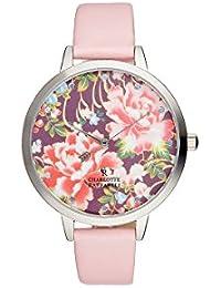 Reloj mujer Charlotte rafaelli (acero Floral 38 mm crf019