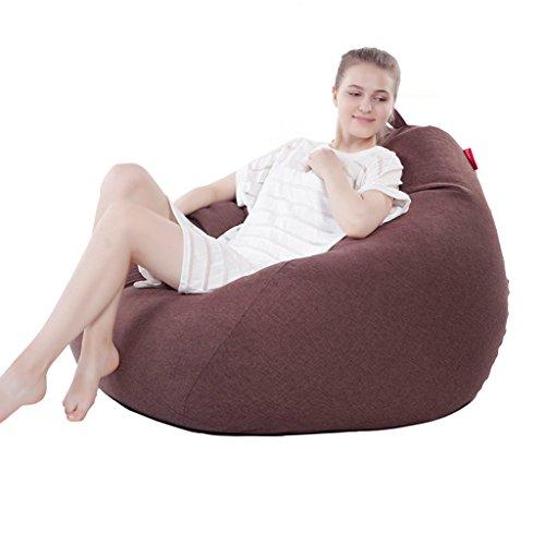 Individuelle Möbel Sofa (Sofa, Lazy Bean Bag Individuelles Schlafzimmer Wohnzimmer Kleiner Stuhl (Farbe : 4))
