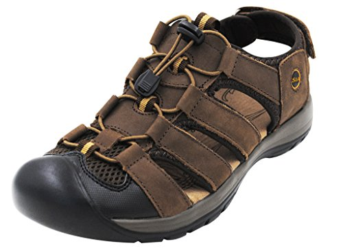 ilovesia-mens-leather-athletic-and-outdoor-sandals-coffee-uk-size-9