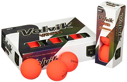 Volvik Vives Balles de Golf, Une Douzaine (2018Version),...