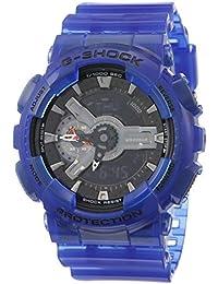 Casio G-Shock Analog-Digital Grey Dial Men's Watch - GA-110CR-2ADR (G818)