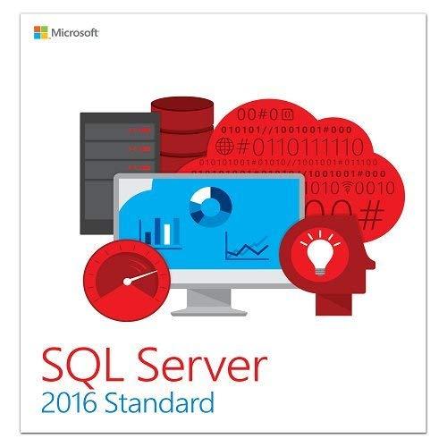 SQL Server 2016 Standard ESD Key + 10 CAL Chiave Licenza ITA Lifetime / Fattura / Invio in 24 ore