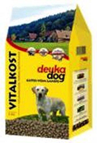 Deuka Vitalkost Hundefutter Brocken 15Kg für ausgewachsene Hunde