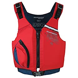 Stohlquist Youth Escape PFD Life Jackets, Red