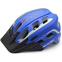 1x Radfahren Fahrrad Motorrad Helm Integral geformten Helm Fahrradpumpe Helme