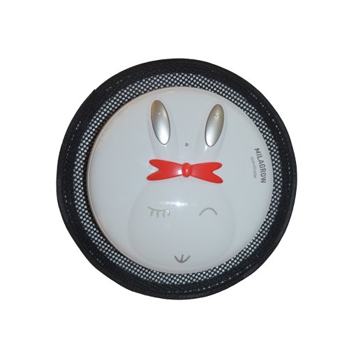 Milagrow RoboDuster Rabbit - India's Most Silent Robotic Floor Cleaner  available at amazon for Rs.5091