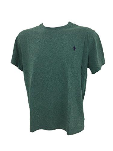 Ralph LaurenHerren T-Shirt Verde Charter Melange