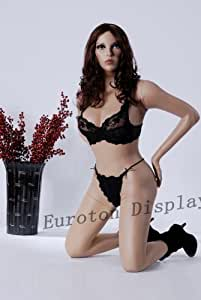 Euroton sexy-2 Sexy Schaufensterpuppe Mannequin Figur weiblich