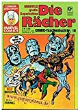 Die Rächer Comic-Taschenbuch 10 (= The Avengers) Condor präsentiert: Marvel Comics. Marvels große Superhelden