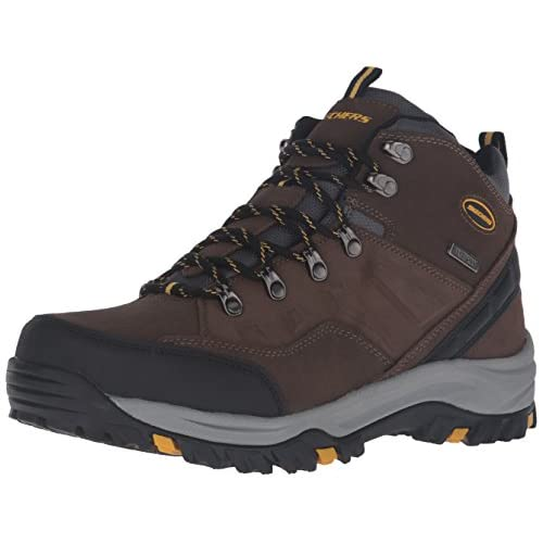41KK%2BF8NQpL. SS500  - Skechers Men's Relment-Pelmo High Rise Hiking Boots