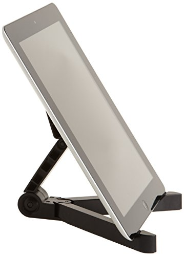 stand per tablet AmazonBasics - Supporto regolabile per tablet
