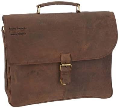 Bruno Banani Nova Business_1 BL 320.790, Unisex - Erwachsene Laptop-Taschen, Braun (brown), 39x30x11 cm (B x H x T)