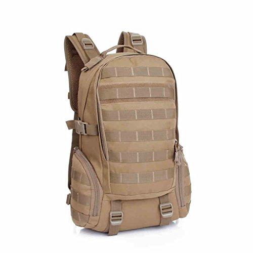DFHHG® Camo Amateurs Militaires Tactiques Epaules Sac à dos Sac d'alpinisme Outdoor Equipment Supplies Sports Sac Homme Sac à dos Voyage