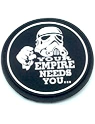 Your Empire Needs You Stormtrooper Star Wars PVC Airsoft Fan Patch