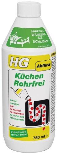 HG Küchen Rohrfrei