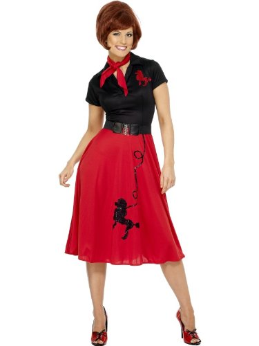Generique - Costume Rock n roll anni 50 Donna