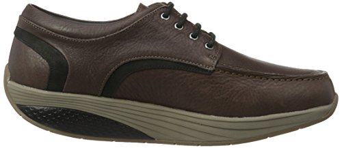 MBT Jelani Chill Ii, Sneakers basses homme Marrone (Coffe Bean/Black)