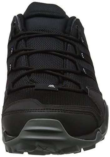 adidas Terrex Ax2r, Chaussures de Randonnée Homme Noir (Negbas/negbas/grivis)
