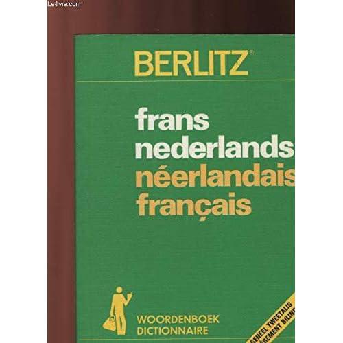 Dictionnaire, français-néerlandais