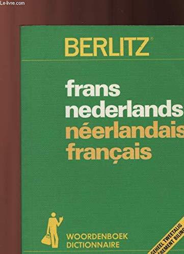 Dictionnaire, français-néerlandais par Berlitz