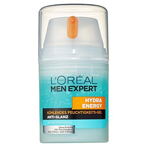 L'Oréal Men Expert Hydra Energy kühlende Feuchtigkeit-Gel, 1 x 50 ml