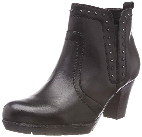 Jana 8-8-25305-21 001, Damen Chelsea Boots, Schwarz (Black 001), 38 EU (5 UK)
