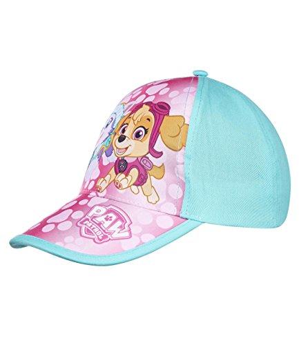 Paw Patrol Kinder Mädchen Basecap Baseballcap Gr. 52-54 Fischermütze neu!, Größe:54, Farbe:Fischermütze