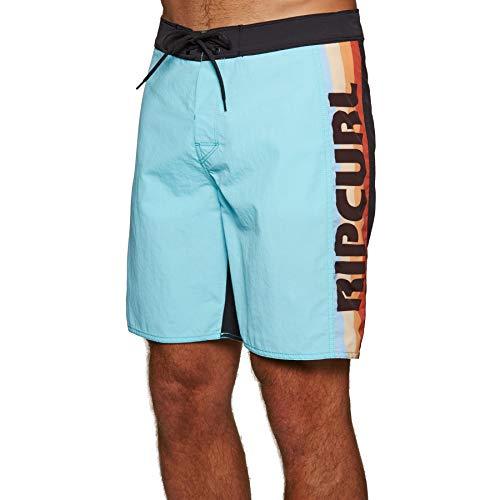 RIP CURL Switch 19'' Boardshort Bañador, Hombre, Light Blue, 32