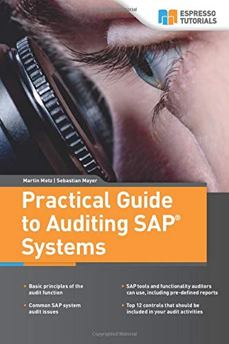 Practical Guide to Auditing SAP Systems - Espresso System