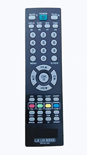 LipiWorld LCD LED TV Universal Remote Control Compatible For LG LCD LED TV UN-105  available at amazon for Rs.249