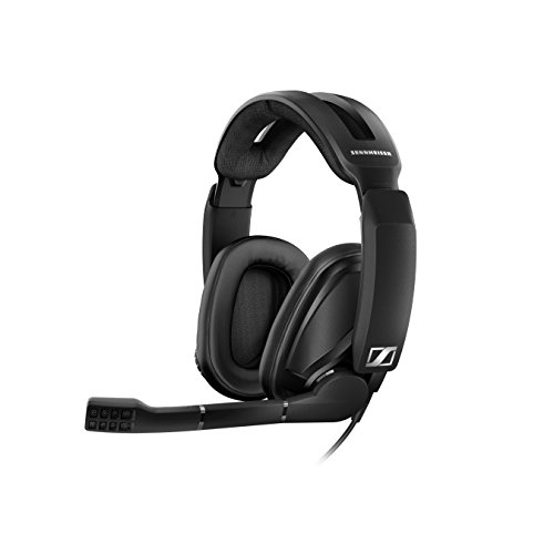 Preisvergleich Produktbild Sennheiser Kopfhörer GSP 302 schwarz