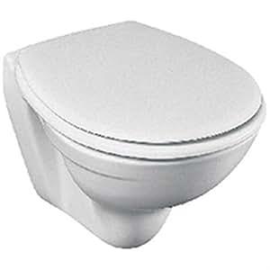 Jacob Delafon–Abattant de toilettes WC, Blanc