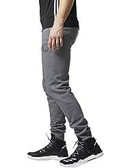 Adidas - Pantalon D-Rose adidas gris pour homme