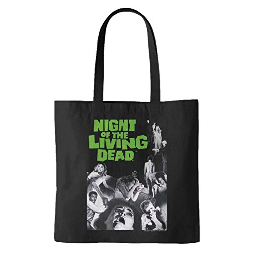 Night of the Living Dead, Borsa tote donna Black