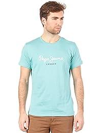 Pepe Jeans - T-shirt - Sea Gre - Bleu