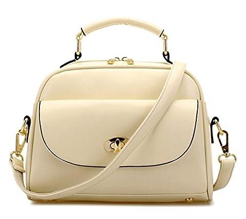 TianHengYi , Mädchen Tasche , beige - beige - Größe: S
